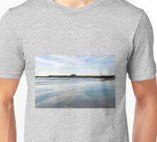 November Seascape 1 - Lyme Regis Unisex T-Shirt