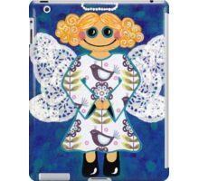 BLUE ANGEL IPAD COVER iPad Case/Skin