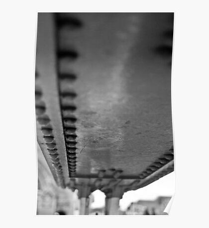 Under the Tower Bridge Poster