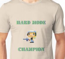 Cave Story Champion (green) Unisex T-Shirt
