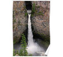 Spahats Creek Falls Poster