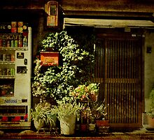 Autumn in Japan:  Convenience by Jen Waltmon