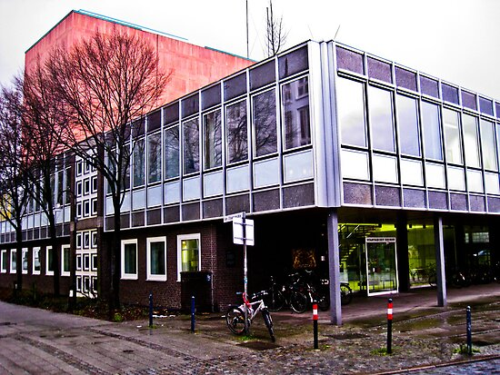 Bremen State Archive Building by A.David Holloway