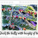 Deck the Halls by Michelle Ricketts