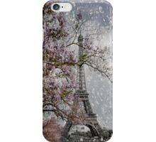 printemps parisienne iPhone Case/Skin