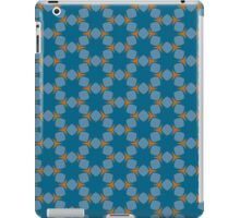 Yukibishi (Blue) iPad Case/Skin