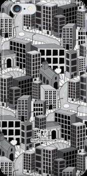 Swingin' City by RosieParkinson