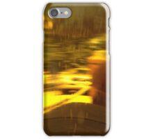 Yellow Zig Zag iPhone Case/Skin