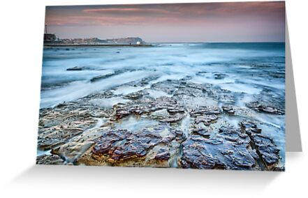 Merewether on the Rocks by Michael Howard