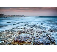 Merewether on the Rocks Photographic Print