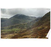 The Wetherlam Series ~ Above Wrynose Poster