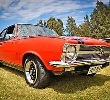 Red LC Holden Torana GTR by Clintpix