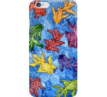 Rainbow Fish Iphone Cover iPhone Case/Skin