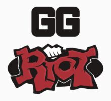 GG RIOT by mirk000