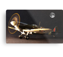 Spitfire MH434  Metal Print
