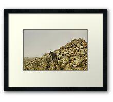 The Wetherlam Series ~ Wetherlam Tarn Framed Print
