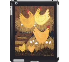 CHOOKIE HOUSE IPAD COVER iPad Case/Skin