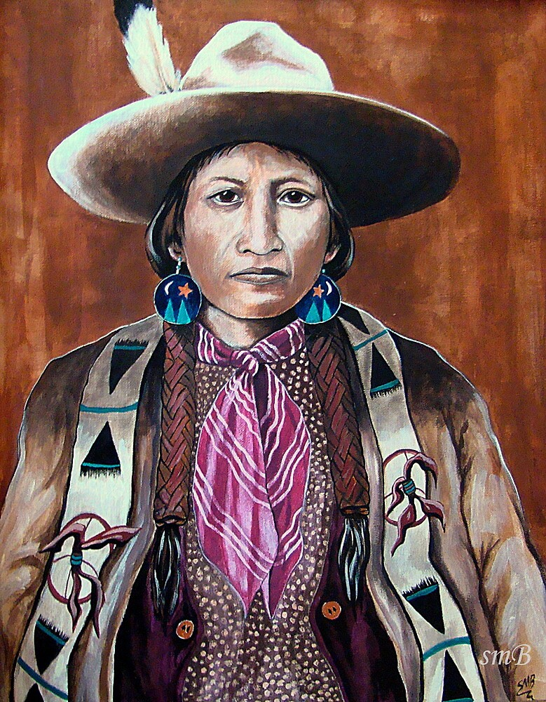 Apache Colors by Susan Bergstrom