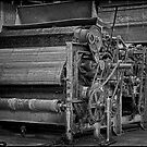 Felting Machine by Glen  Robinson