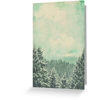 Fading dreams Greeting Card
