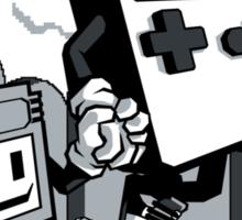 Handheld Sticker
