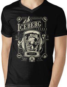The Iceberg Lounge Mens V-Neck T-Shirt