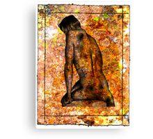 His Canvas Print