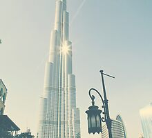 Burj Khalifa Tower II  by sylvianik