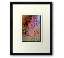 The Limelight Framed Print