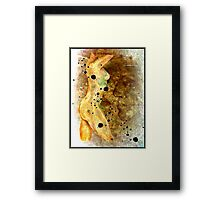The Masters Vision Framed Print
