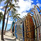 Surf and Sun Waikiki by djphoto