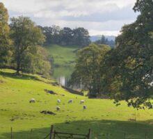 Loughrigg Tarn, Cumbria Sticker