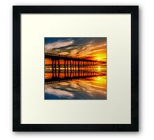 From the Earth to the Sky  Framed Print