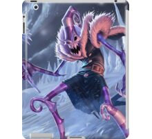 Dark Candy Fiddlesticks - League of Legends iPad Case/Skin