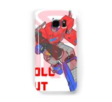 Optimus Prime - Roll Out Samsung Galaxy Case/Skin
