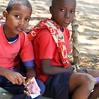 Street photo - Malindi 6 by Jenny  Riley