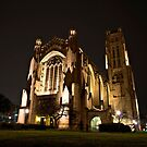 Rockefeller Chapel by James Watkins