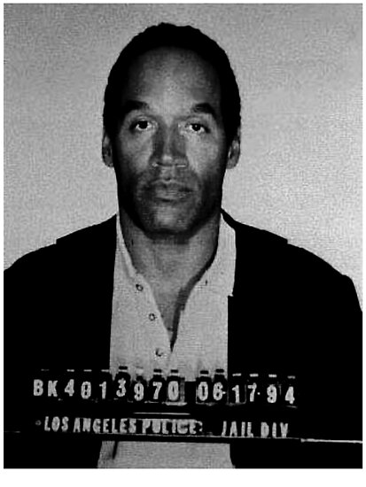 "OJ Simpson ""the Juice is Not On the Loose!""  by BUB THE ZOMBIE"