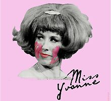 Miss Yvonne by aligee