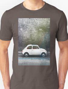 vintage fiat 500 Unisex T-Shirt