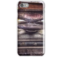 The Bailey Press iPhone Case/Skin