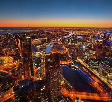 Melbourne by Adam Armstrong