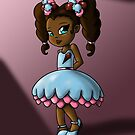 Sweet Sherbet Ebonie by treasured-gift