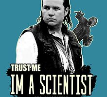 Trust me IM A SCIENTIST  by kurticide