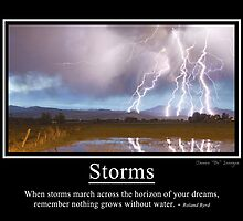 Storms by wisdomwords