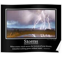 Storms Poster