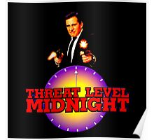 Threat Level: Midnight Poster