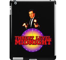 Threat Level: Midnight iPad Case/Skin