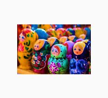 Traditional Russian Matrushka Nesting Puzzle Dolls Unisex T-Shirt