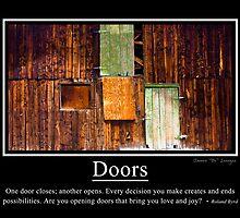 Doors by wisdomwords